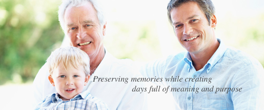 San Gabriel Memory Care Preserving memories while creating days full of meaning and purpose
