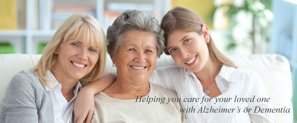 Helping you care for your loved one with Alzheimer's or Dementia Godfrey illinois